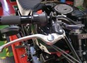Phase II - Freinage MC Nissin radial 19mm