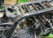 Démontage de la rampe de carbu et nettoyage moteur prévu