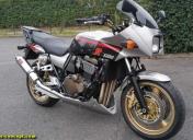 Le ZRX 1200  de Alex
