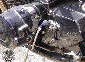 Création d'un embrayage hydraulique Raspo home made