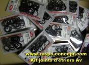 kit joints pour reconditionner les étriers Av ou Ar