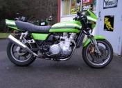 Z 1300 modifications diverses