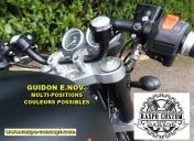 Guidon E.nov : multi-positions