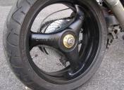 Monobras et roue époxy