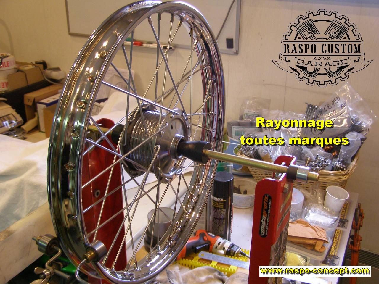 Cerclages rayons rayonnage raspo custom garageraspo - Rayonnage garage ...