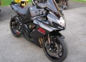 Suzuki GSXR 750 full Black