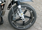 roue Av OZ avec systeme de freinage Braking