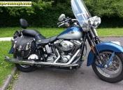 La Harley de Jean Marc
