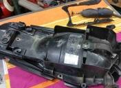 Modification et montage du nouveau passage de roue