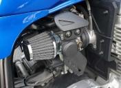 Démarrage moteur et réglages