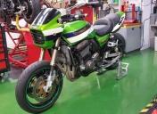 Le ZRX 1200 R de Alex