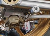 Montage système de freinage Ar