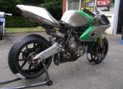 NCR Millona motorisation Ducati