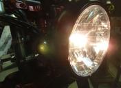 Phares et pattes de phare