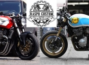 CB1000 Big One et Inazuma 1200