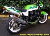 ZRX 1200R de Laurent