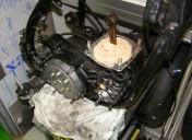 Réfection du moteur