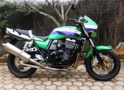 ZRX 1100 R DE DOMINIQUE