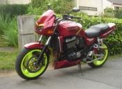 ZRX 1100 N DE TEDDY