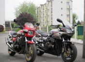 ZRX 1100R & 1200S DE FIRMIN