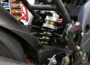Amortisseur EMC neuf avec ressort noir