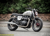 Triumph Bonneville Laurent
