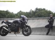 Festival Café Racer à Monthléry (photo Génération moto)