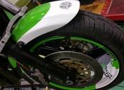 2eme phase : montage roue AV