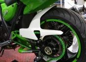 2eme phase : adaptation du ras de roue Ar