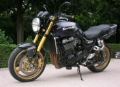ZRX 1100N de Bullit