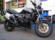 ZRX 1100N de Xavier
