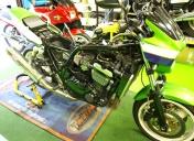 Préparation carburation et partie cycle
