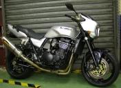 ZRX 1100R de VINCENT