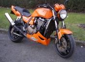 ZRX 1200N de Roland