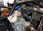 Nettoyage moteur et rampe aux ultrasons