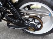 Epoxy des roues