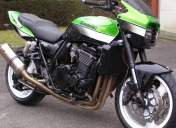 ZRX 1200R de Alain