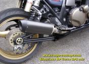 Silencieux HP Corse SPS 300mm noir