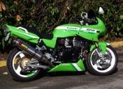 ZRX 1200S de Daniel