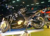 ZX12R Full black