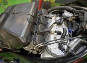 Remontage des accessoires du moteur