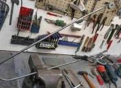 Phase 2 : Fabrication du sissy bar