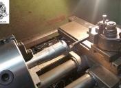 Usinage des bagues d'adaptation servant de centrage de la colonne de direction