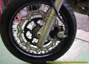 125DT roues de 17