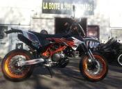 690 KTM de Andy