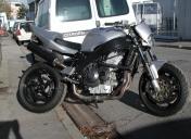 900 CBR street bike