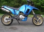 Suzuki 800 DR prépa by Raspo
