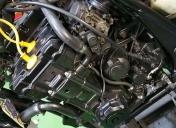 Nettoyage moteur et peinture