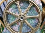 Epoxy des roues à 7 branches type Marchesini