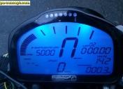 Honda CB1000R de Eric